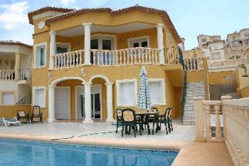 Купить дом в испании кальпе фото