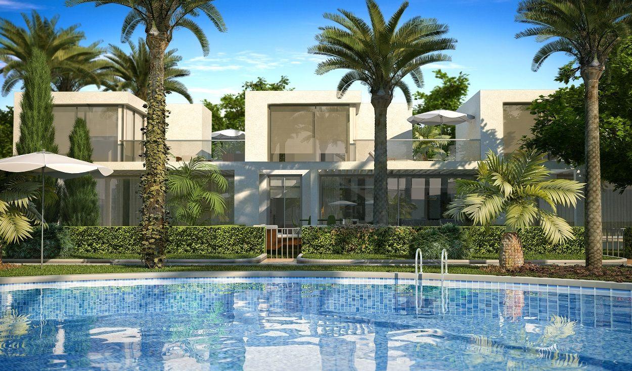 Дом в Бенидорме, Испания, 110 м2 - фото 1