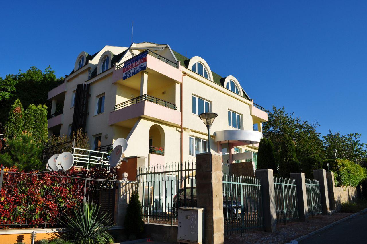 Отель, гостиница на Солнечном берегу, Болгария, 700 м2 - фото 1