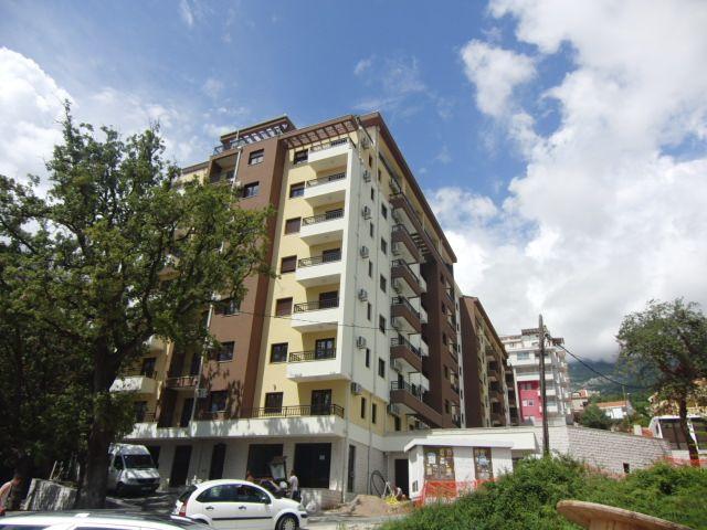 Квартира в Будве, Черногория, 42 м2 - фото 1