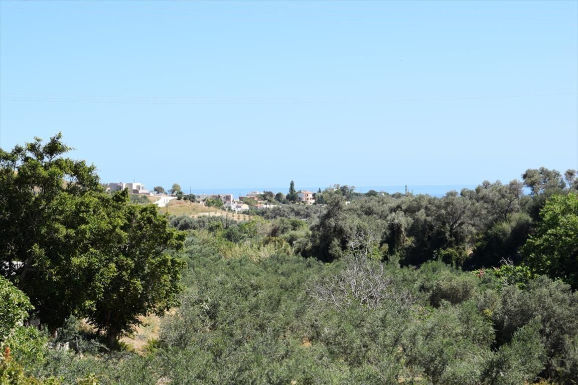 Земля в Ретимно, Греция, 12000 м2 - фото 1