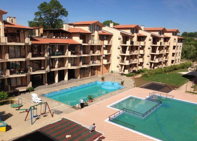 Апартаменты в Царево, Болгария, 90.88 м2 - фото 1