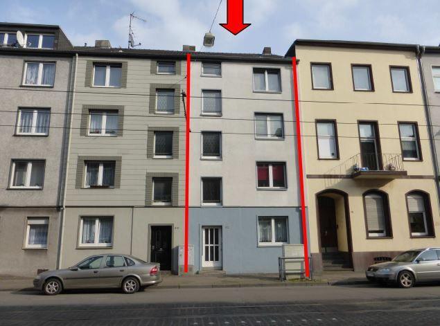 Доходный дом в Крефельде, Германия, 200 м2 - фото 1
