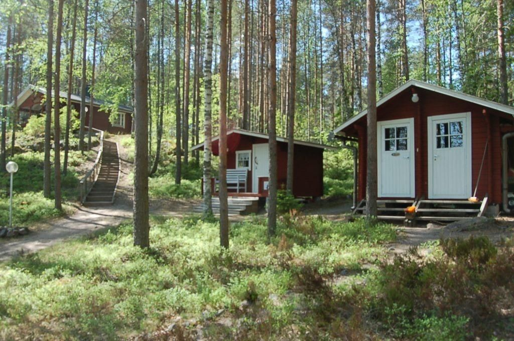 Коттедж в Суоменниеми, Финляндия, 39 м2 - фото 1
