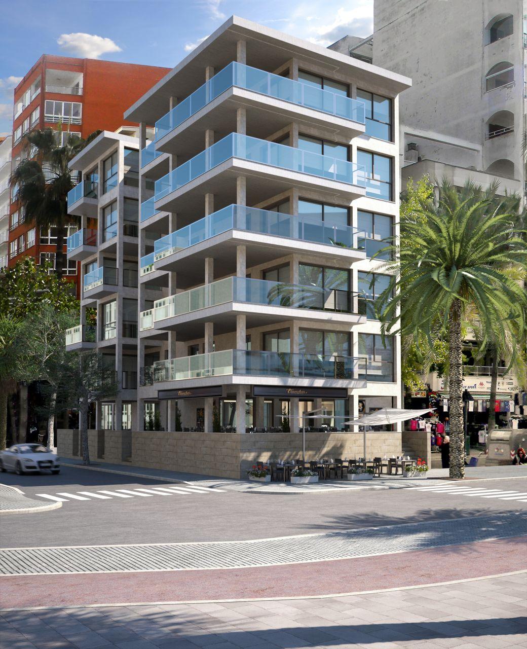 Апартаменты на Майорке, Испания, 125 м2 - фото 1