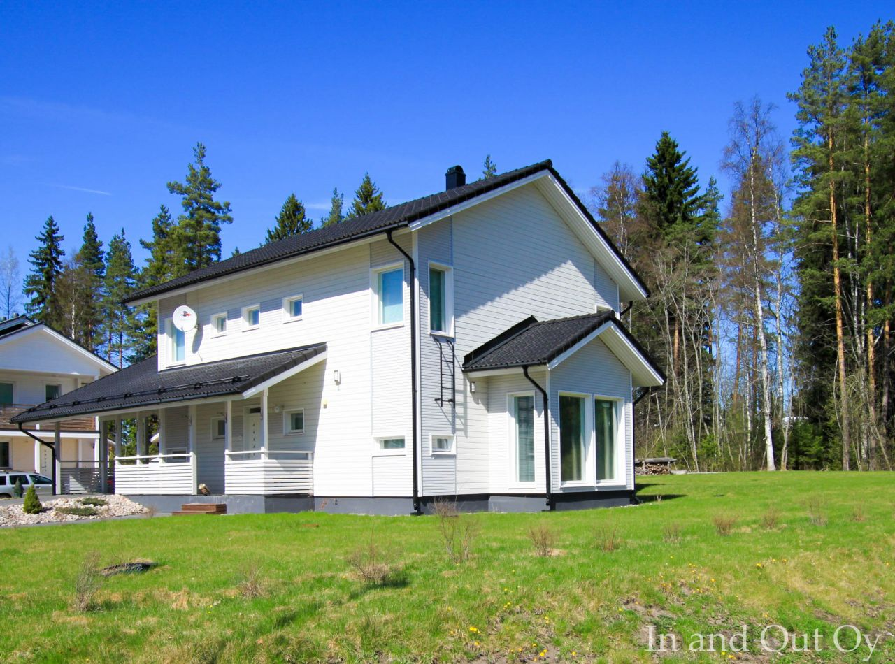 Дом в Иматре, Финляндия, 1065 м2 - фото 1