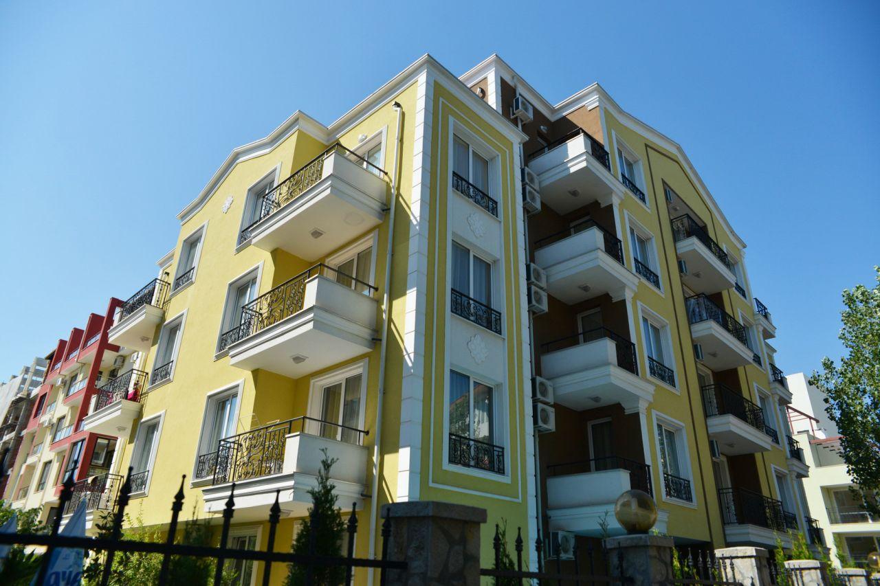 Апартаменты на Солнечном берегу, Болгария, 34.75 м2 - фото 1