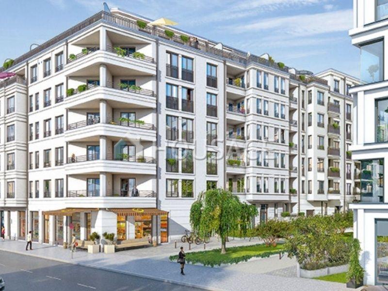 Квартира в Берлине, Германия, 105.58 м2 - фото 1