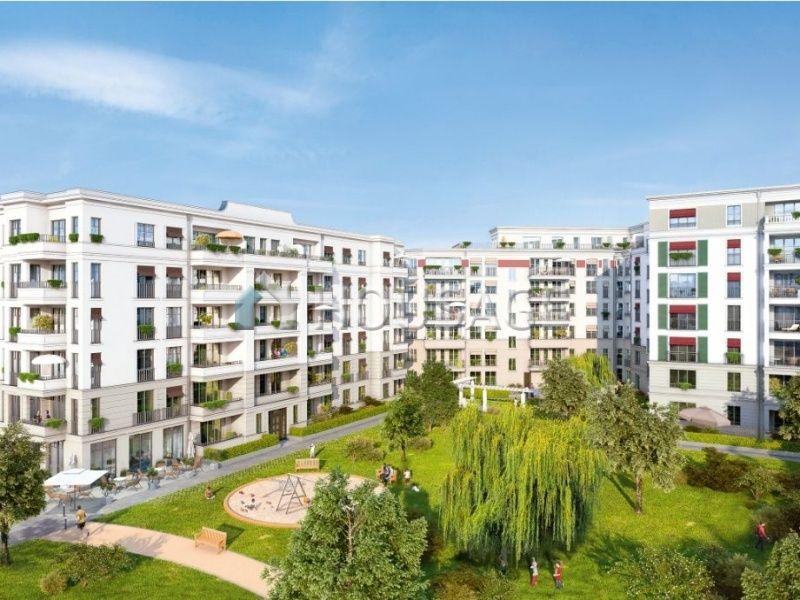 Квартира в Берлине, Германия, 93.48 м2 - фото 1