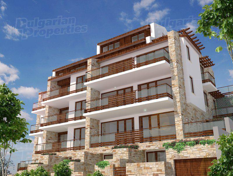 Апартаменты в Созополе, Болгария, 57.05 м2 - фото 1