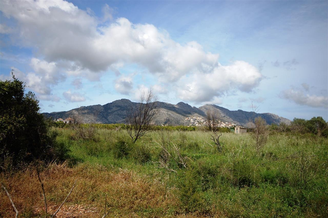 Земля в Бенидолече, Испания, 10090 м2 - фото 1