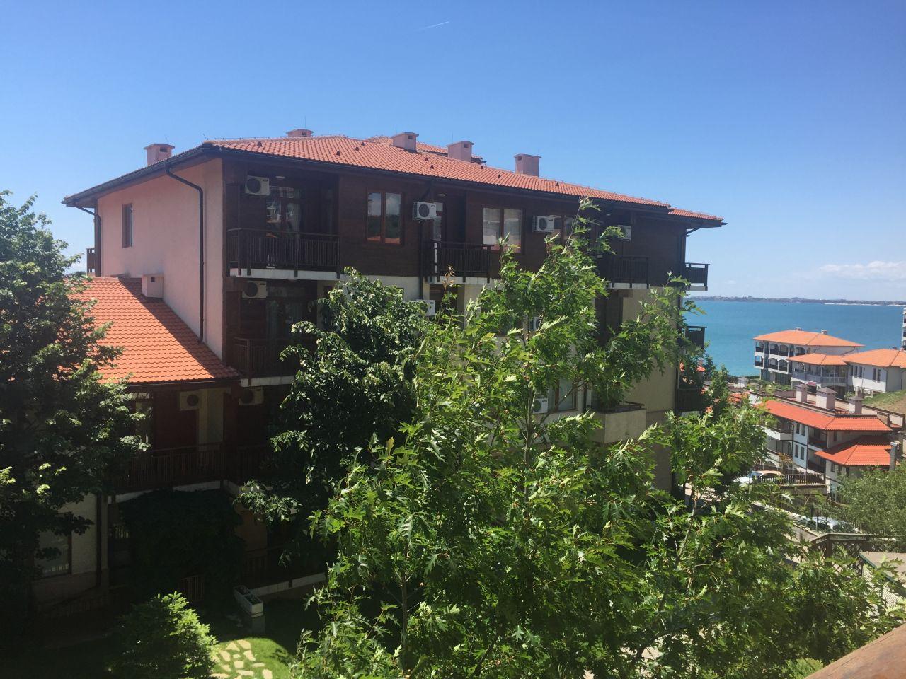 Апартаменты в Святом Власе, Болгария, 75.48 м2 - фото 1