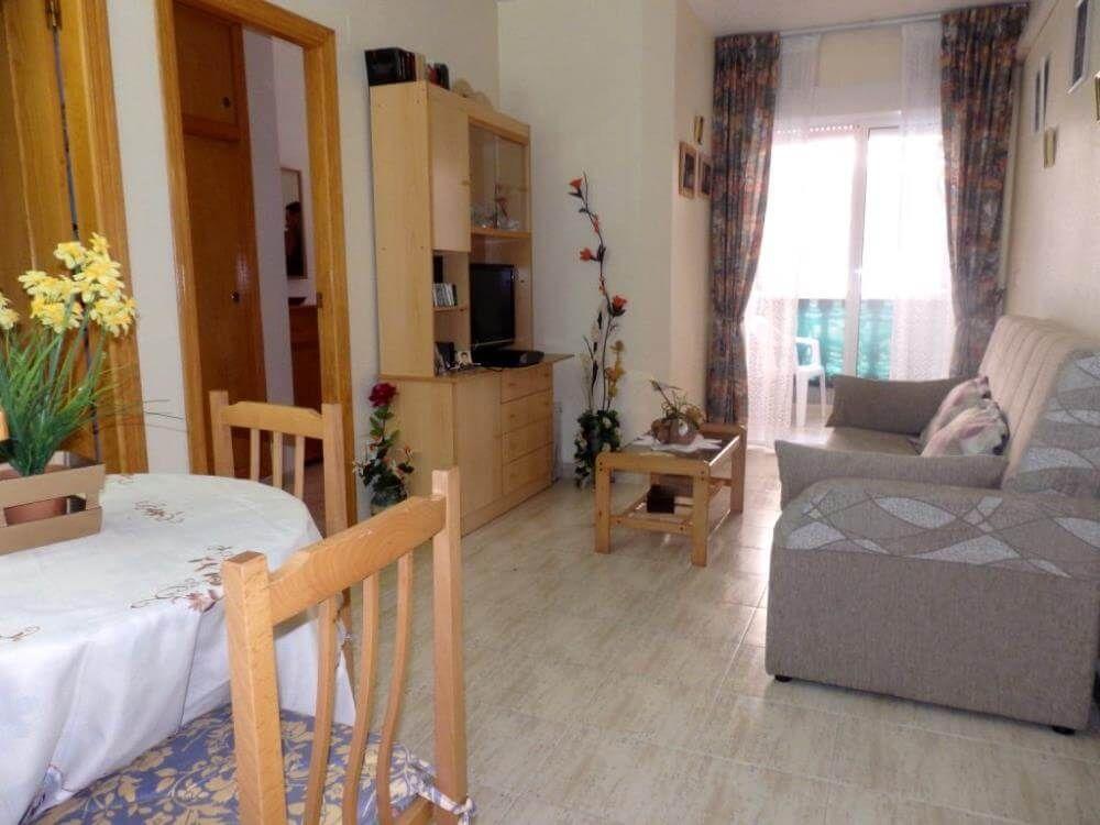 Апартаменты в Торревьехе, Испания, 42 м2 - фото 1