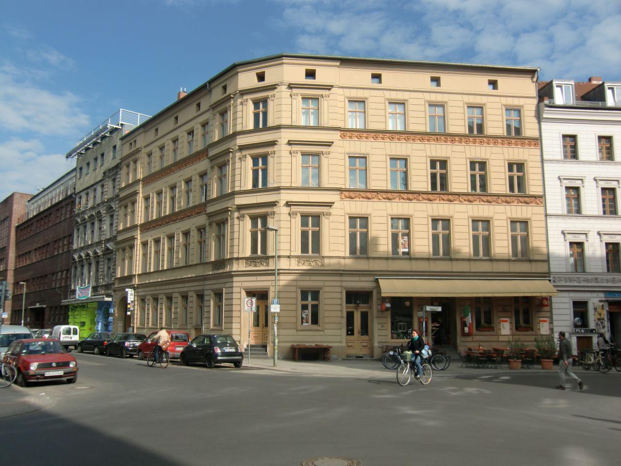 Квартира в Берлине, Германия, 53 м2 - фото 1