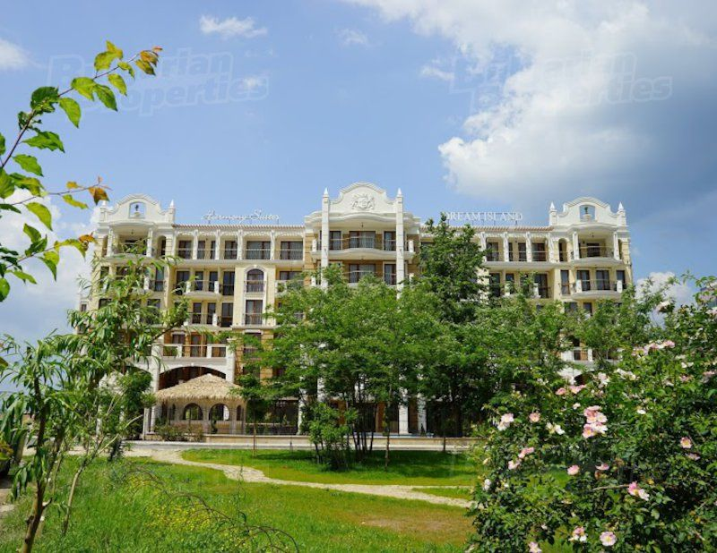 Апартаменты на Солнечном берегу, Болгария, 47.08 м2 - фото 1