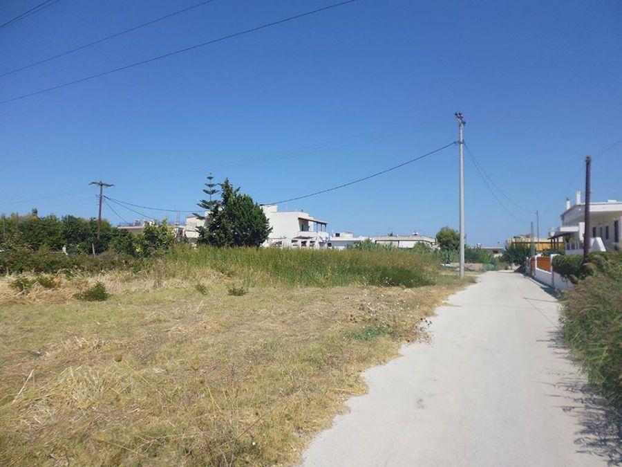 Земля в Коринфии, Греция, 581 м2 - фото 1