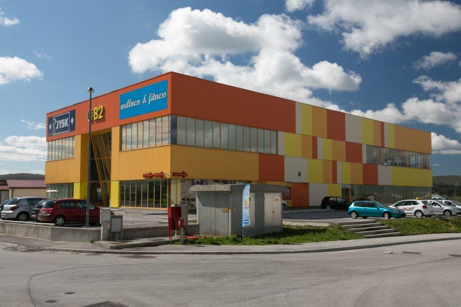 Офис в Постойне, Словения, 3757 м2 - фото 1