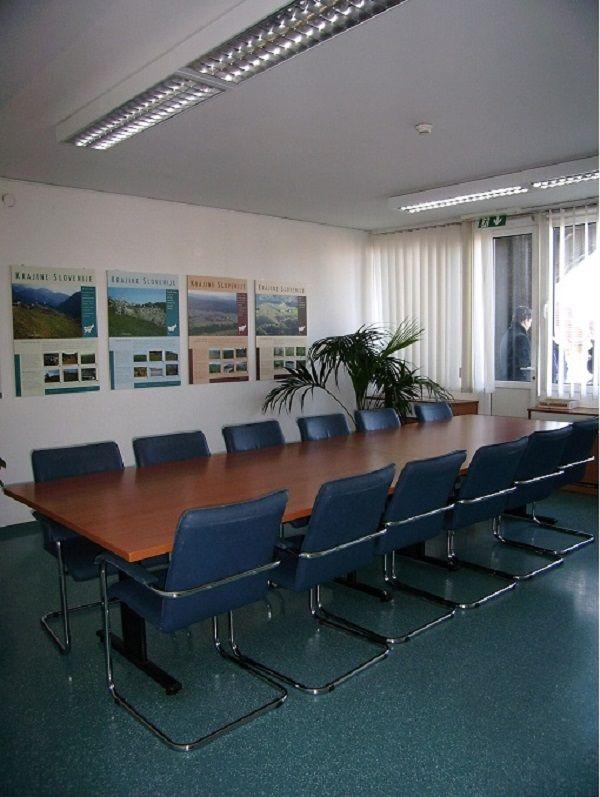 Офис в Любляне, Словения, 1555 м2 - фото 3