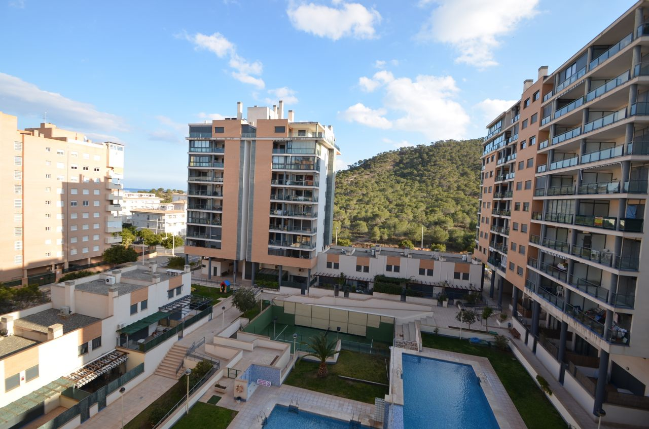 Квартира на Коста-Бланка, Испания, 65 м2 - фото 1