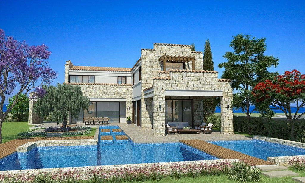 Вилла в Лимассоле, Кипр, 300 м2 - фото 1