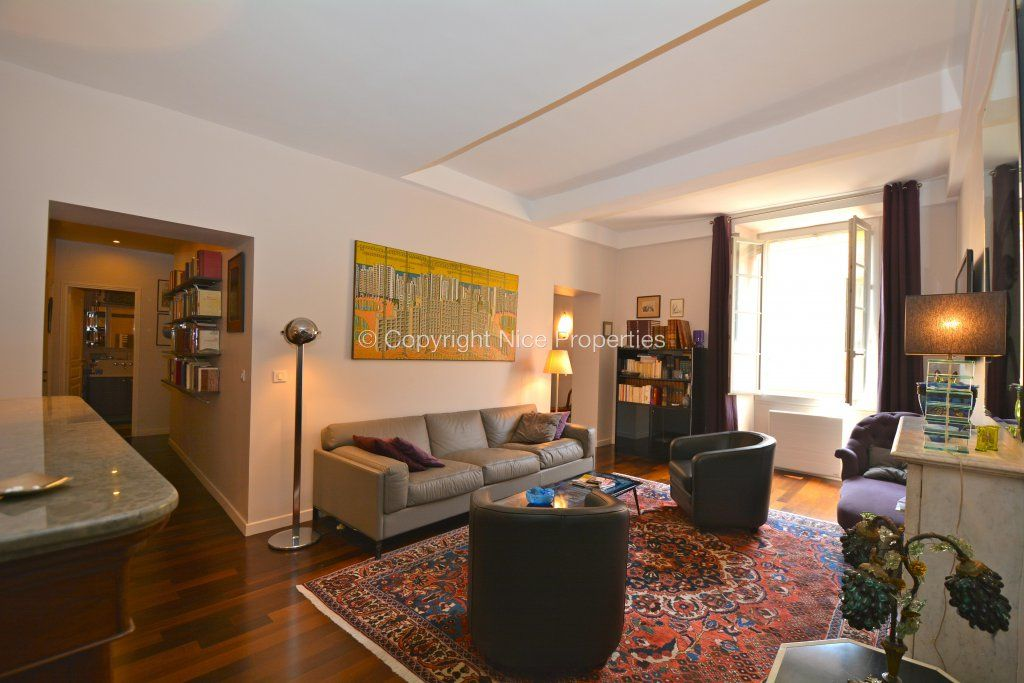 Квартира в Ницце, Франция, 91 м2 - фото 1