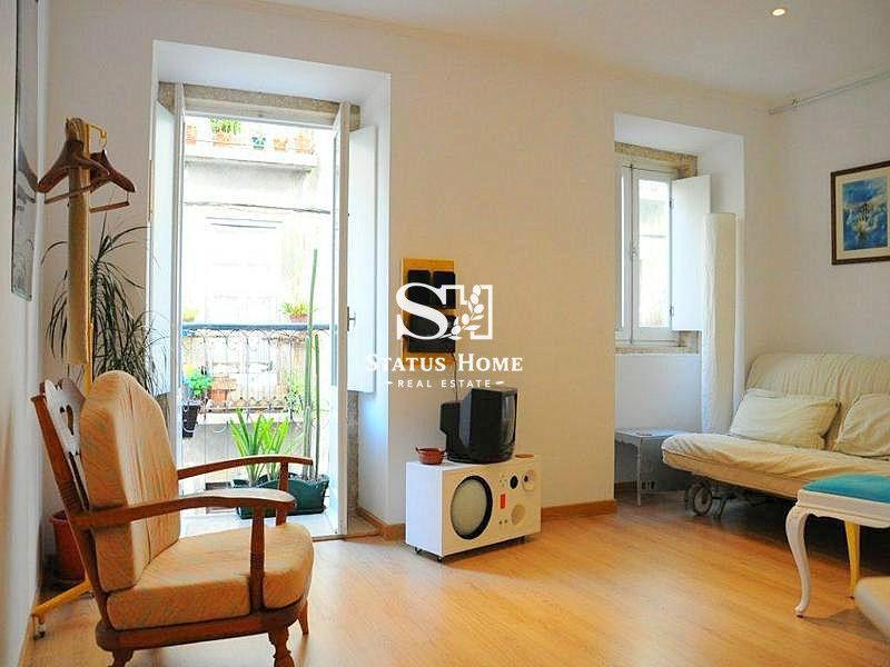 Апартаменты в Лиссабоне, Португалия, 50 м2 - фото 1