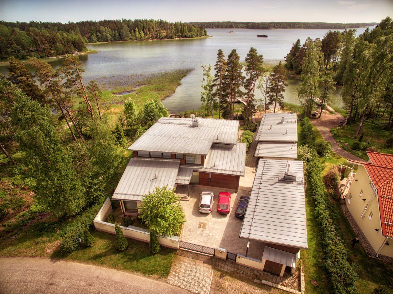 Дом в Хельсинки, Финляндия, 27 сот. - фото 2