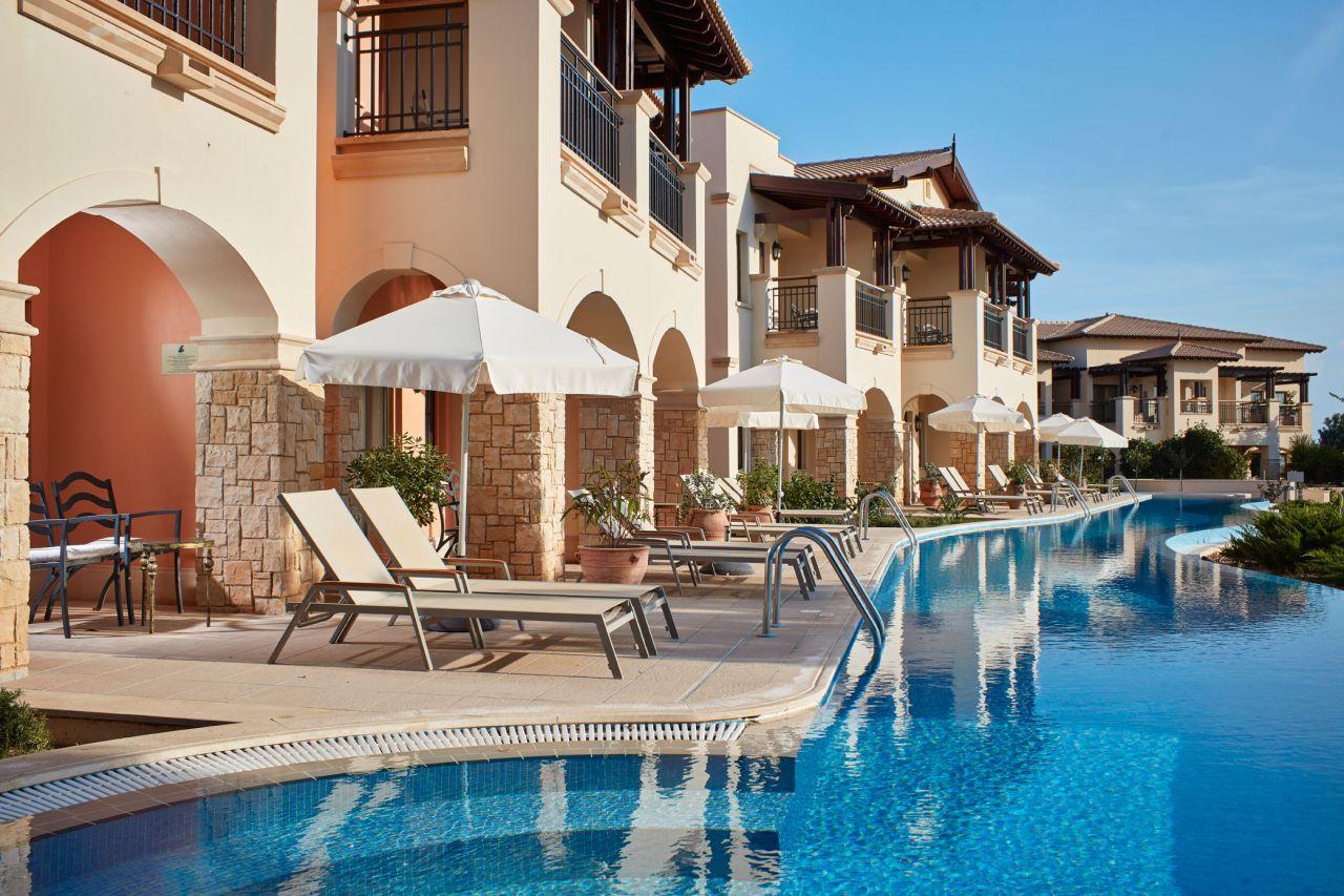 Апартаменты в Лимассоле, Кипр, 140 м2 - фото 1