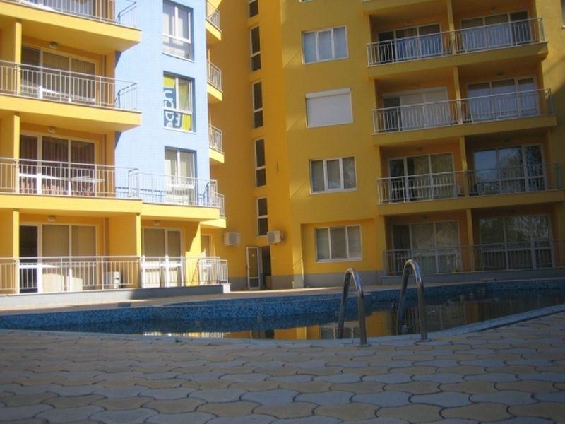 Квартира в Бургасской области, Болгария, 45 м2 - фото 1