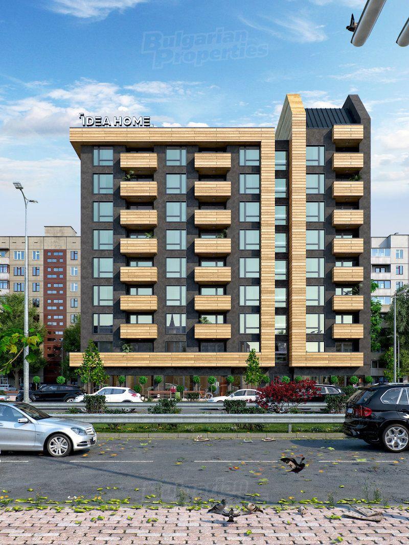 Апартаменты в Софии, Болгария, 33.24 м2 - фото 1