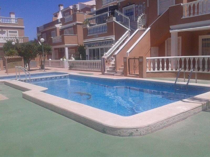 Дома в торревьеха с бассейном фото