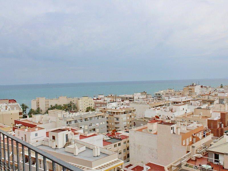 Климат в торревьехе испания
