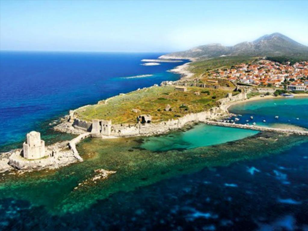 Земля в Мессини, Греция, 427 м2 - фото 1