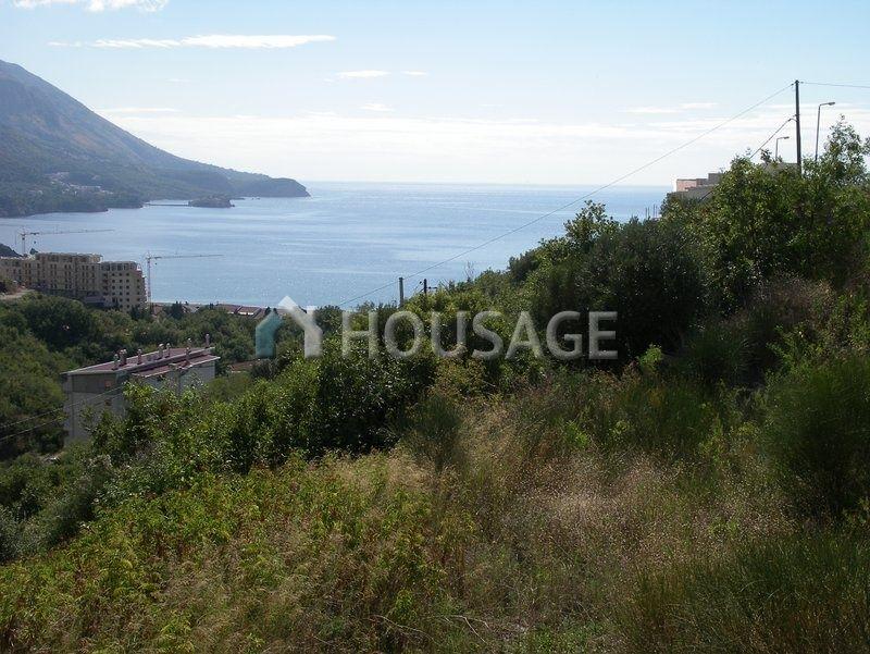 Земля в Бечичи, Черногория, 651 м2 - фото 1