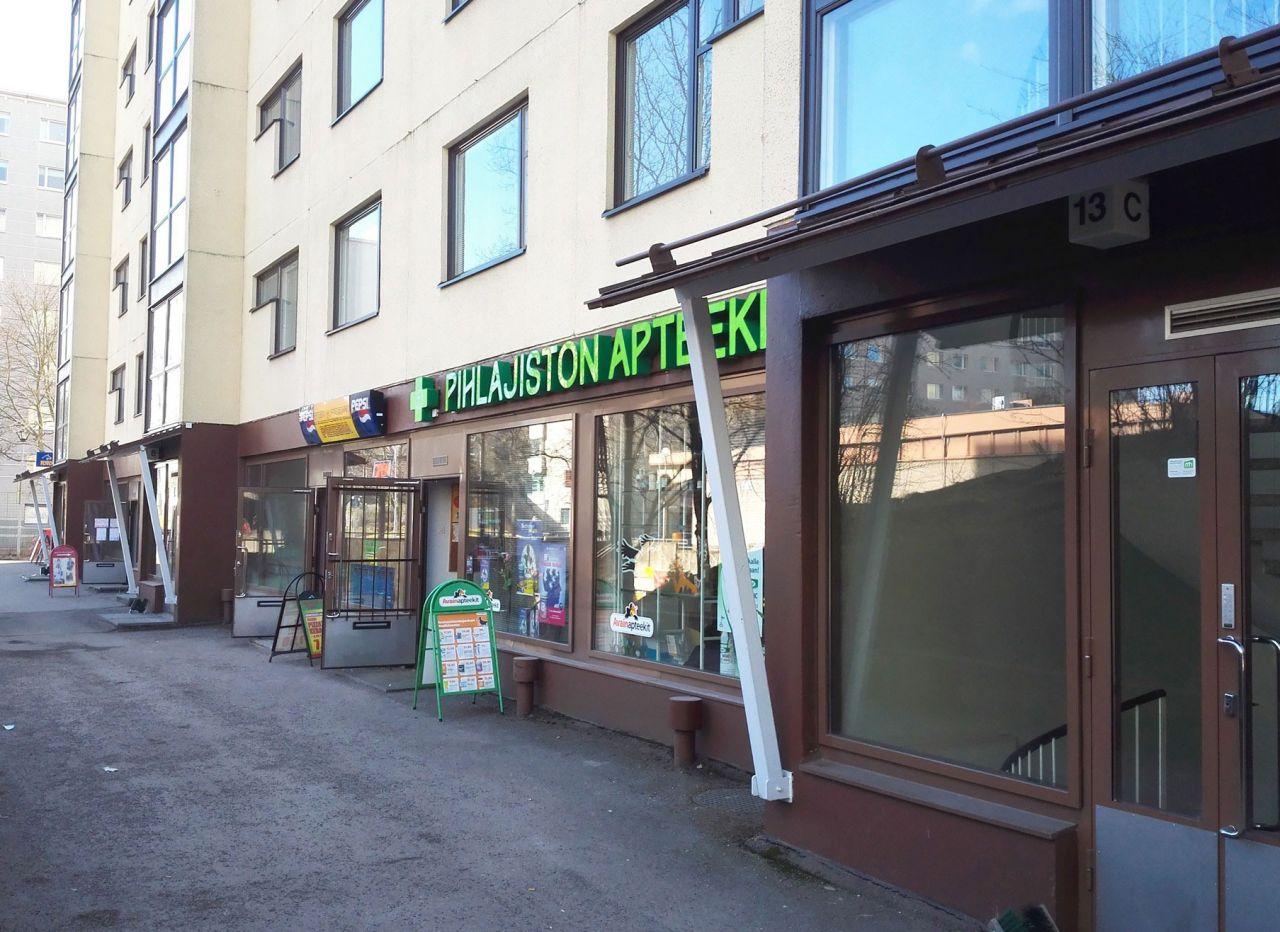 Магазин в Хельсинки, Финляндия, 77 м2 - фото 1