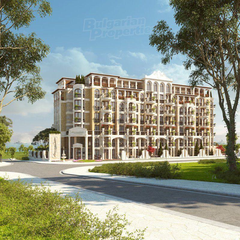 Апартаменты в Святом Власе, Болгария, 43.5 м2 - фото 1