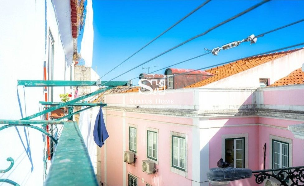 Апартаменты в Лиссабоне, Португалия, 25 м2 - фото 1