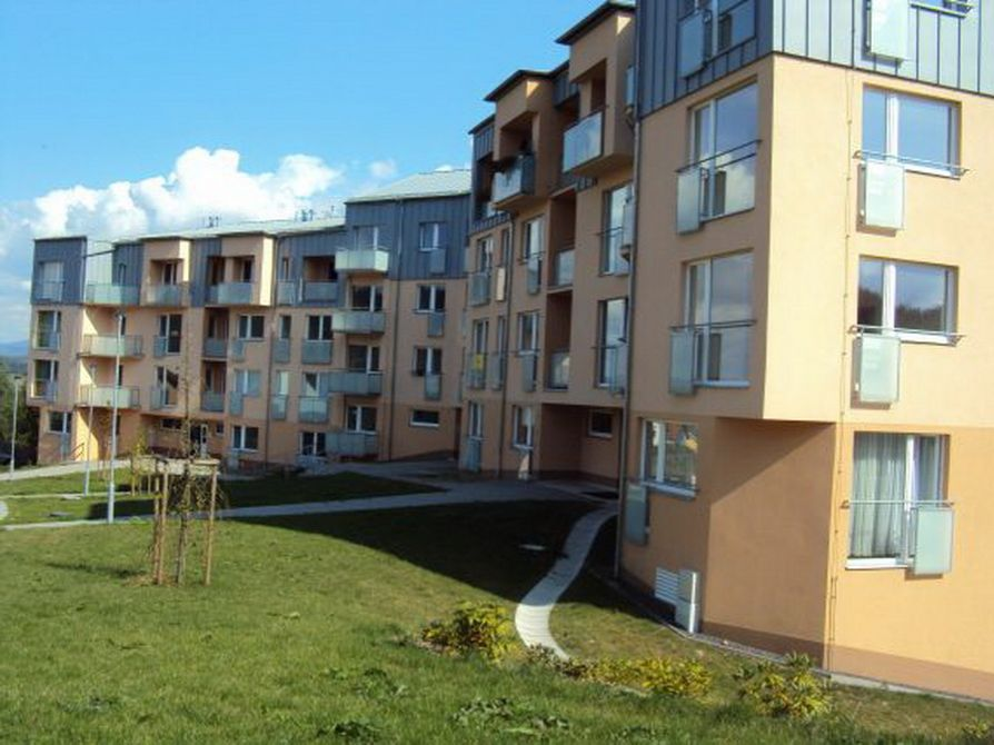 Квартира в Карловых-Варах, Чехия, 35 м2 - фото 1