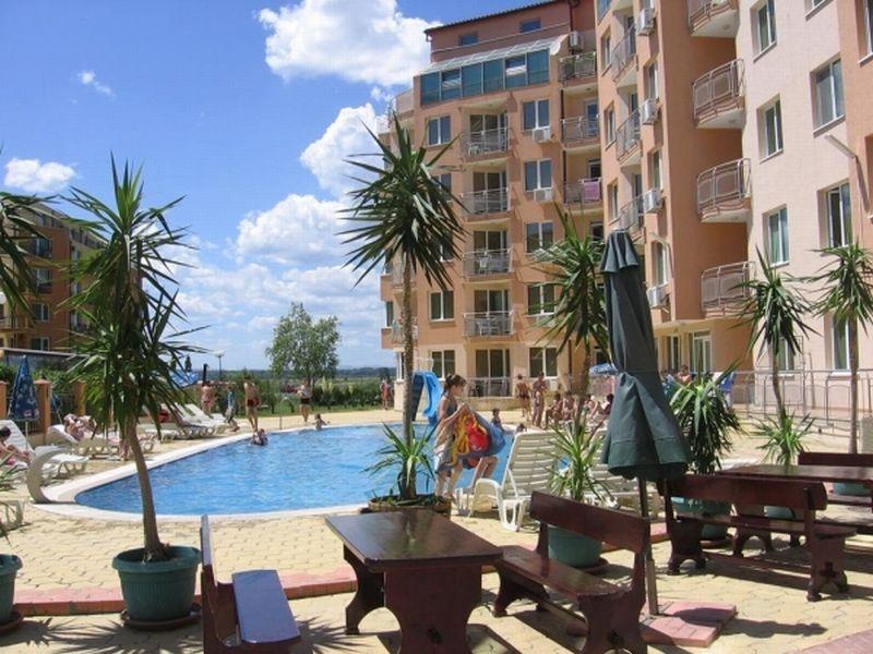 Квартира в Бургасской области, Болгария, 60 м2 - фото 1