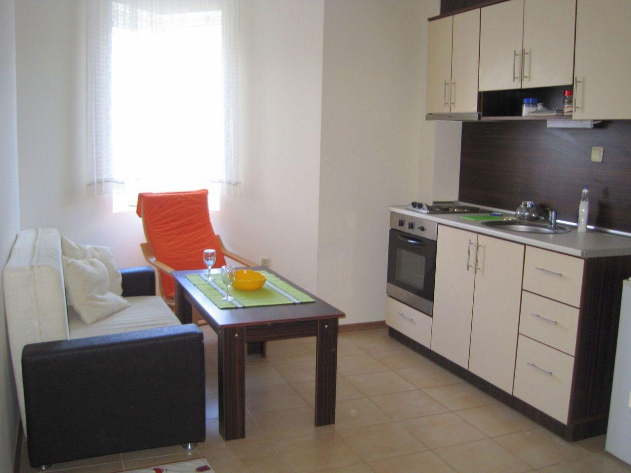 Апартаменты в Святом Власе, Болгария, 45 м2 - фото 1