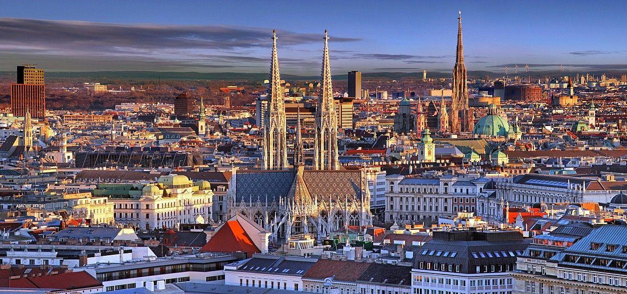 Отель, гостиница в Вене, Австрия, 547 м2 - фото 1