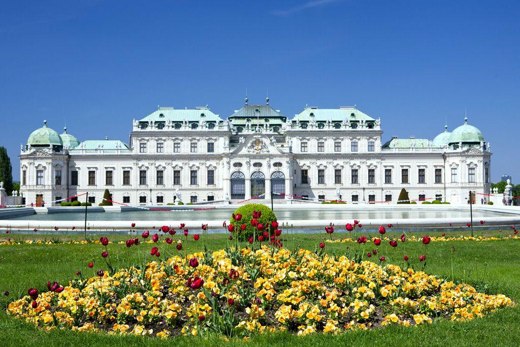 Отель, гостиница в Вене, Австрия, 4000 м2 - фото 1