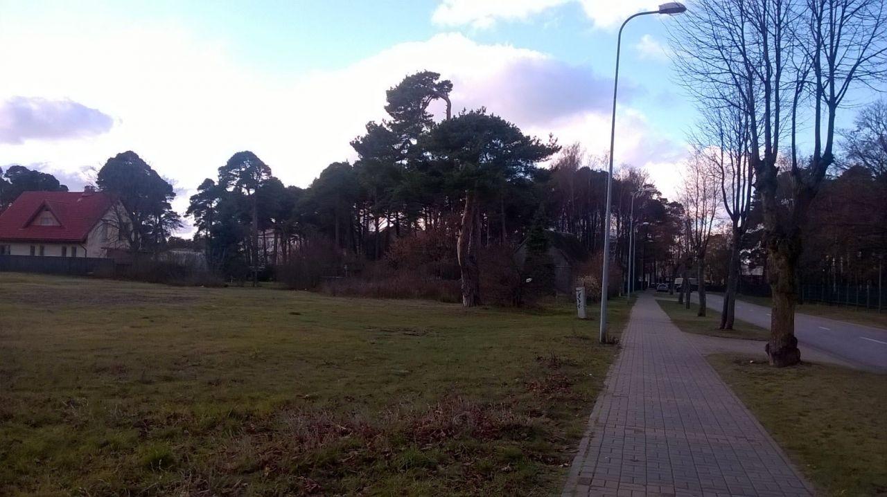Земля в Вентспилсе, Латвия, 1396 м2 - фото 1