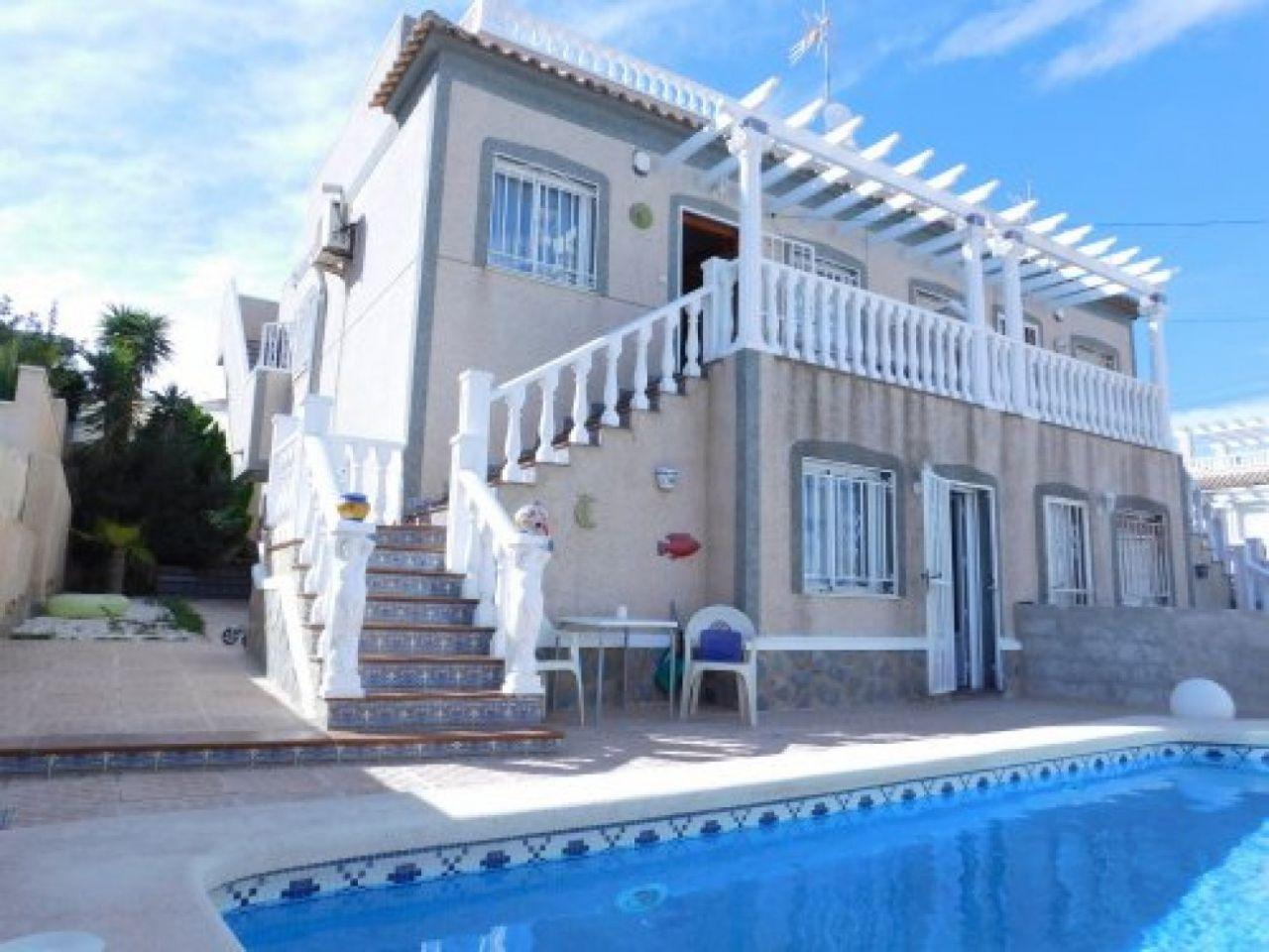 Дом в Ориуэла Коста, Испания, 289 м2 - фото 1