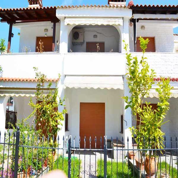 Коттедж в Халкидики, Греция, 48 м2 - фото 1