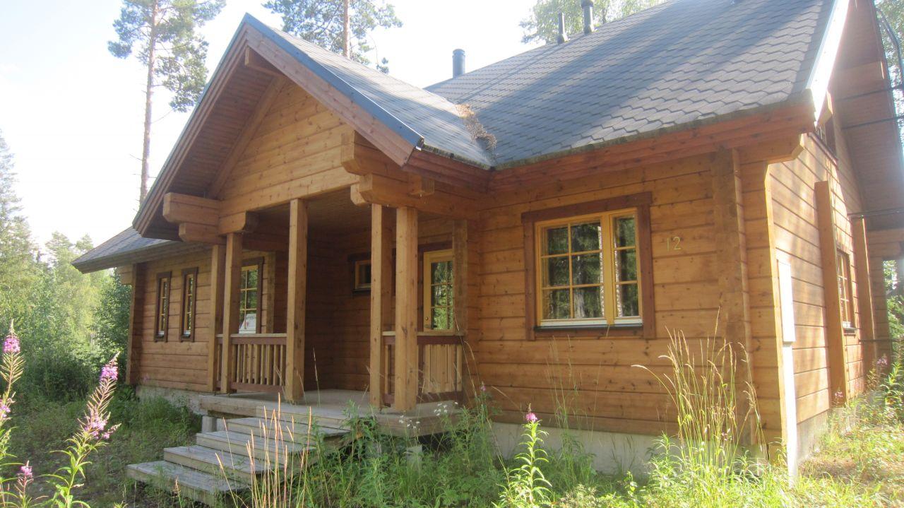 Коттедж в Сюсмя, Финляндия, 1128 м2 - фото 1