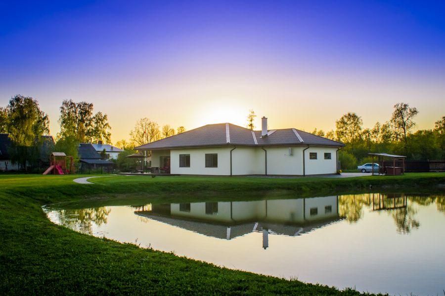 Дом в Елгавском крае, Латвия, 3550 м2 - фото 1