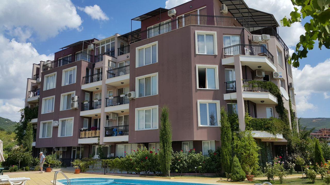 Квартира в Святом Власе, Болгария, 61 м2 - фото 1