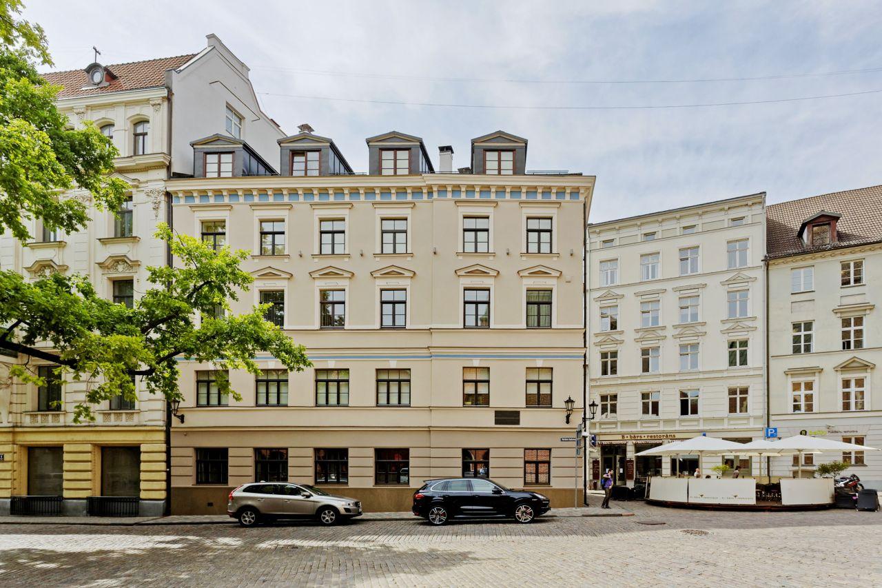 Офис в Риге, Латвия, 821.1 м2 - фото 2