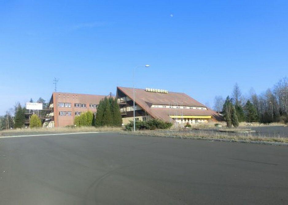 Отель, гостиница в Карловых-Варах, Чехия, 10900 м2 - фото 1